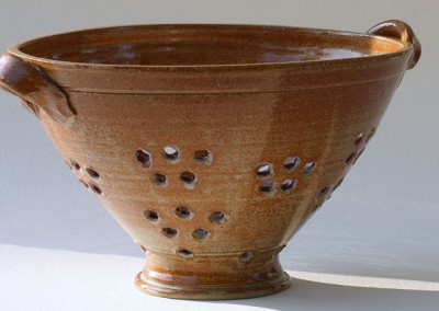 Wattlefield Pottery - Andrea Young - Colander