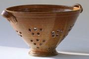 Wattlefield Pottery Colander