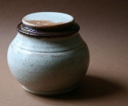 Wattlefield Pottery Lidded Pot