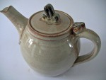 Wattlefield Pottery - Andrea Young - Teapot -
