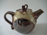 Wattlefield Pottery - Andrea Young - Teapot [6]